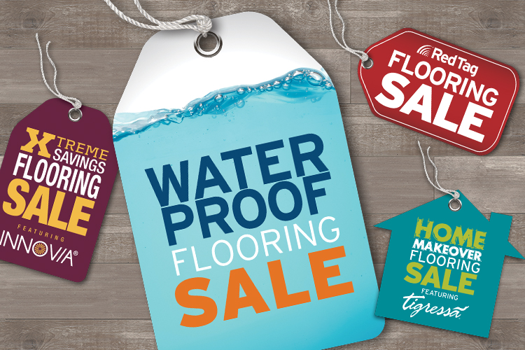Flooring Promotional Campaign
